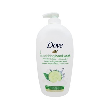 Dove  Nourishing Hand Wash Cucumber 500ml Renksiz